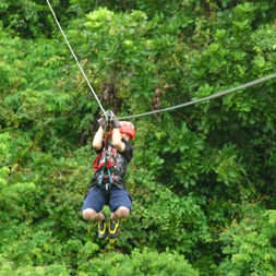 Photo by John McLaughlin - Costa Rica Canopy Tours