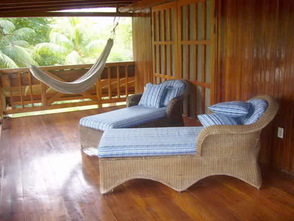 Beachfront Villa for Rent in Costa Rica