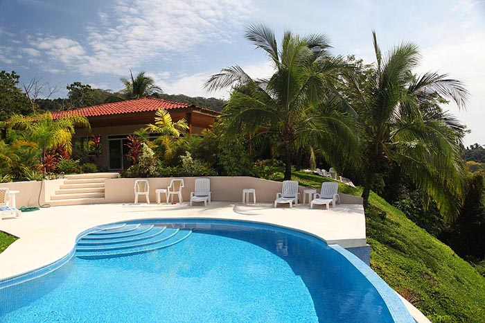 "Malpais vacation rental ""Casa de Amor"""