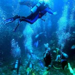 "Scuba diving in the Montezuma Area, also know as ""Buceo"" in Spanish"