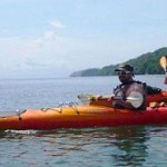 Sea Kayaking in the Monetzuma / Paquera area
