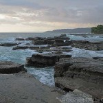 Exotic Beach Rock Formations, Costa Rica