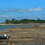 Cabuya Island of the southern Nicoya Peninsula