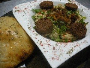 Middle eastern food in Costa Rica