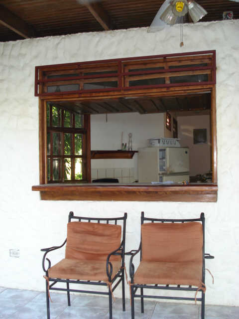 Los Cedros Beach House - kitchen
