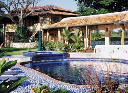 Montezuma Hills Villa - swimming pool
