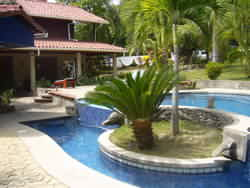 Montezuma Beachfront Villa, luxurious ocean view villa in Montezuma, Costa Rica