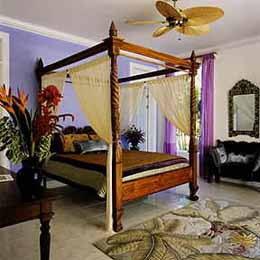 The Quebrada Estate bedroom